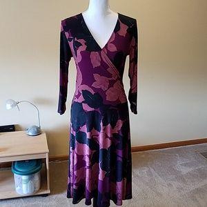 CAbi wrap dress